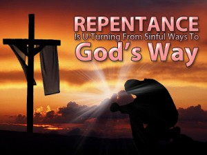 Rx Repentance u turn