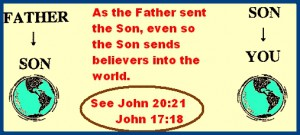 as the father sent the Son 2