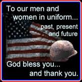 veterans God bless