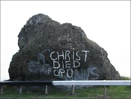 christian graffiti