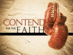 contend for the faith 2