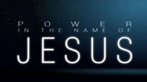 power jesus name
