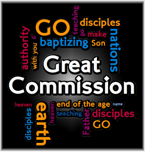 great commission collage