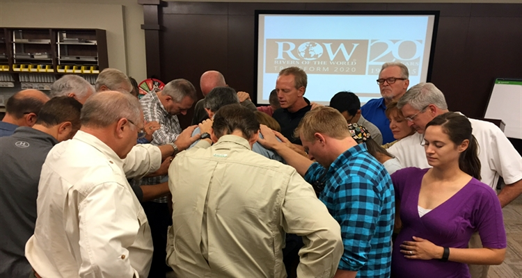 ROW Prayer Circle