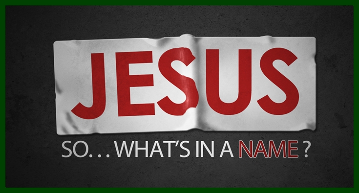 I Am God By Any Other Name Keith Burnett Ministries