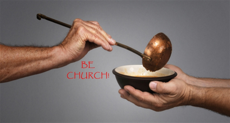 Connections - Be the Church