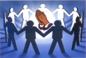Prayer Circle graphic