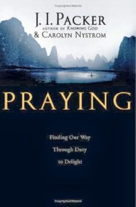 Prayer: Facing The Fear